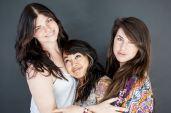 Jeni Atlas, Rachel Alberto, Allison Gower