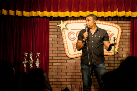 World Series Of Comedy, David A. Arnold