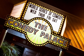 World Series Of Comedy at the Comedy Palace